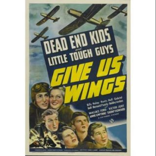 Give Us Wings Movie Poster (11 x 17)