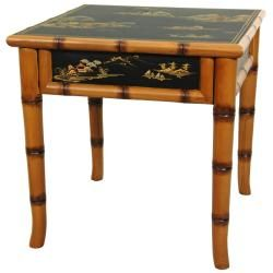 Wooden 18 inch Ching Square Ming Table (China)  ™ Shopping