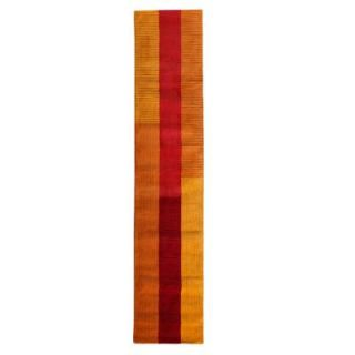 Home Decorators Collection Crete Terracotta 2 ft. 9 in. x 14 ft. Rug Runner 2950170860   Mobile