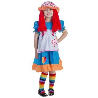 Rainbow Rag Doll Costume   17292648 Big