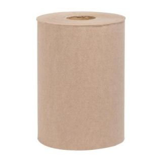 Special Buy 7.75 in. x 350 ft. Embossed Hard Wound Roll Towels (12 per Carton) SPZHWRTBR