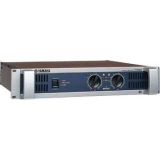 Yamaha P2500S   Two Channel Power Amplifier P2500S
