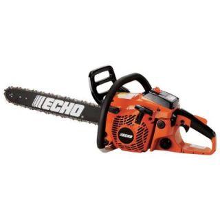 ECHO 18 in. 45cc Professional Grade Chainsaw CS 450 18