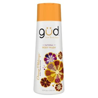 Gud Orange Petalooza Natural Body Wash   10 oz