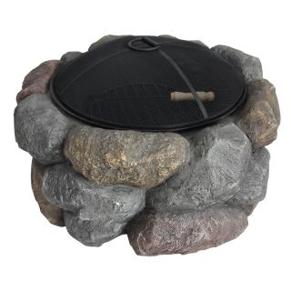 Stonegate Lodge Outdoor Fire Pit