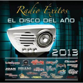 Radio Exitos: El Disco Del Ano 2013
