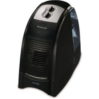 Honeywell QuietCare Humidifier with Air Washing Filter, HCM 631N