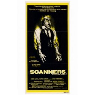 Scanners Movie Poster (11 x 17)