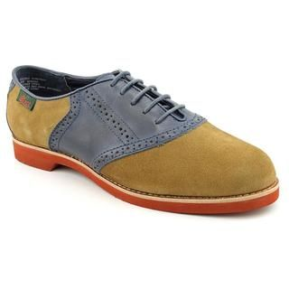 Bass Womens Enfield Leather Casual Shoes   Narrow (Size 10)