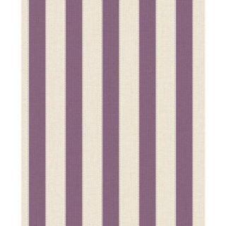 Graham & Brown 56 sq. ft. Ticking Stripe Wallpaper 20 525