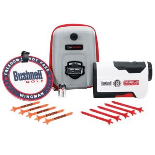 Bushnell Tour V3 Slope Edition Patriot Pack Laser Rangefinder