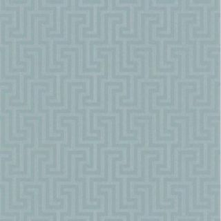 Graham & Brown 56 sq. ft. Juan Blue Wallpaper 31 615
