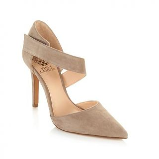 """Vince Camuto """"Carlotte"""" Pointed Toe Suede Dress Pump   7792525"""