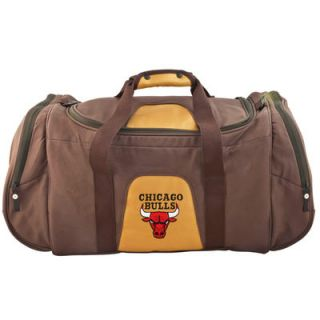 Chicago Bulls On the Run Duffle Bag