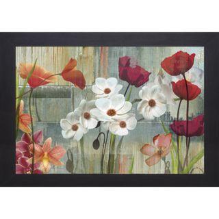 Maria Donovan Field of Flowers Framed Print   16159494
