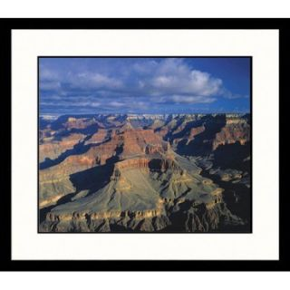 Great American Picture Landscapes 'Grand Canyon, South Rim' by Adam Jones Framed Photographic Print