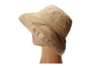 Tommy Bahama Metallic Cotton Big Brim Sun Hat