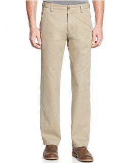 Cutter & Buck Big and Tall Beckett Flat Front Pants   Pants   Men
