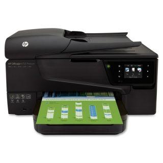 HP Officejet 6700 H711N Inkjet Multifunction Printer   Color   Photo