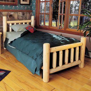 Loon Peak Battlement Mesa Panel Bed