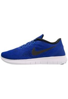Nike Performance FREE RUN   Trainers   concord/black/hyper cobalt/photo blue/white