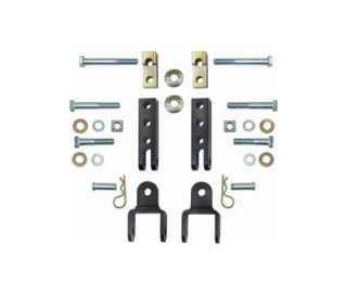 Currie   Currie Enterprises Tow Bar Mounting Kit CE 9033TJ   Fits 1997 to 2006 TJ Wrangler, Rubicon and Unlimited
