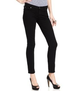 For All Mankind Jeans, The Slim Cigarette Skinny, Black Wash