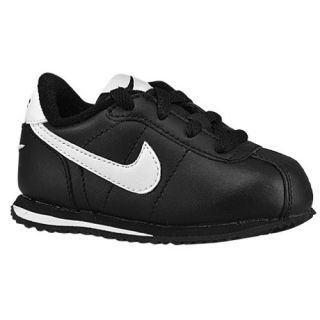 Nike Cortez 07   Boys Toddler   Running   Shoes   Black/White/Nylon