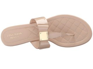 Cole Haan Tali Bow Sandal Nude Patent, Shoes, Cole Haan, Women