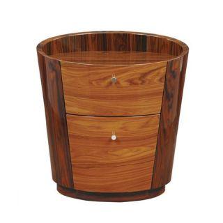Global Furniture NEW YORK New York 2 Drawer Nightstand