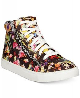 Material Girl Everet High Top Sneakers, Only at   Sneakers