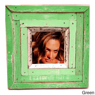Recycled Boat Wood Coastal Picture Frame (Thailand)   13455072