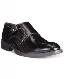Kenneth Cole What He Said Monk Strap Shoes   Shoes   Men