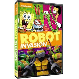 Nickelodeon: Robot Invasion