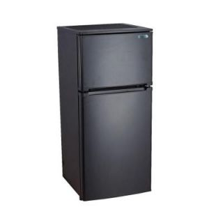 Vissani 4.5 cu. ft. Mini Refrigerator in Black, ENERGY STAR HVDR450BE