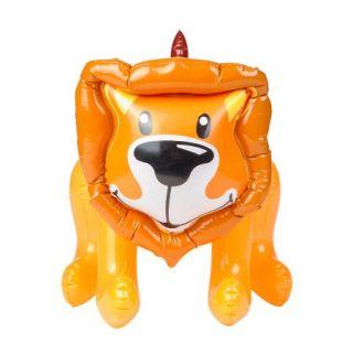 "Zoo Animal Inflatable Lion   24"""