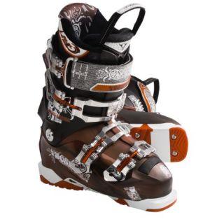 Tecnica 2011/2012 Bushwacker 110 Air Shell Alpine Ski Boots (For Men) 5745P 36