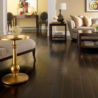 Southern Vista 5 Engineered Kupay Hardwood Flooring in Black Hills by