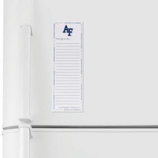 Air Force Falcons Magnetic Things To Do Pad