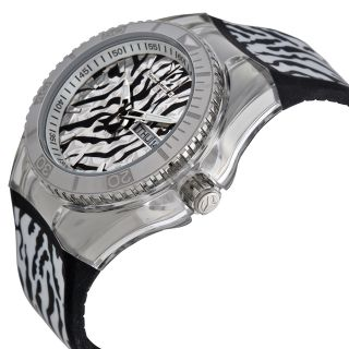 Technomarine Cruise Jungle Black and White Unisex Watch 114016 img2