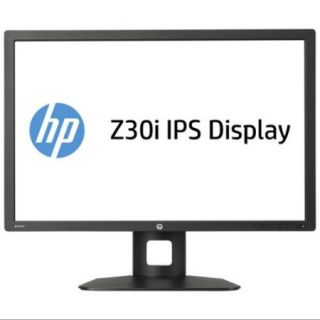 """Hp Business Z30i 30"""" Led Lcd Monitor   16:10   8 Ms   Adjustable Display Angle   2560 X 1600   350 Nit   1,000:1   Dvi   Hdmi   Vga   Usb   Black   Energy Star, Epeat Gold, Tco Certified (d7p94a8 aba)"""