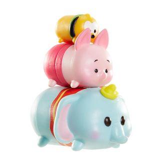 Disney Tsum Tsum 3 Pack Series 1 Figures   Dumbo, Piglet and Pluto    Jakks HK Ltd.