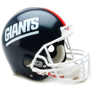 New York Giants Authentic Helmet   Vsr4   1981 1999 Throwbac