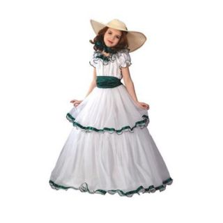 Child Southern Belle Costume   Size M