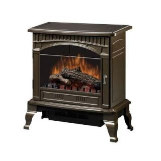 Dimplex Traditional 400 sq. ft. Electric Stove in Bronze DS5629BR