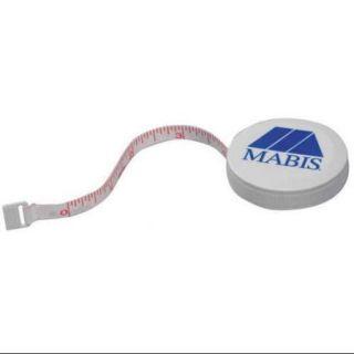 MABIS 35 780 000 Tape Measure, 60 In, White