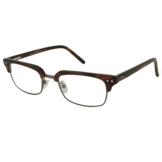 Gabriel + Simone Mens/ Unisex Phillipe Rectangular Reading Glasses