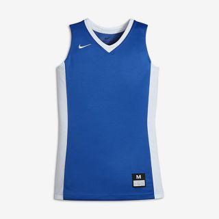 Nike Fastbreak Stock Girls Basketball Jersey