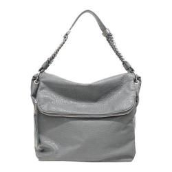Womens Jessica Simpson Lulu Convertible Flap Bucket Slate Grey