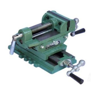 General International 6 in. Cross Vise 95 600